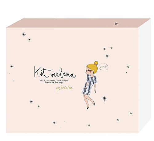 Kit Verbena: Estilo, felicidad, amor y copas dentro de una caja (Ilustración)