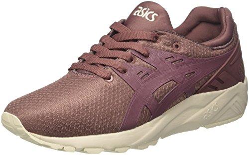 ASICS Herren Gel-Kayano Trainer Evo Sneaker, Rot (Rose Taupe/Rose Taupe 2626), 41.5 EU