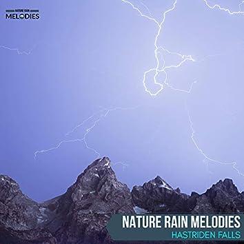 Nature Rain Melodies - Hastriden Falls
