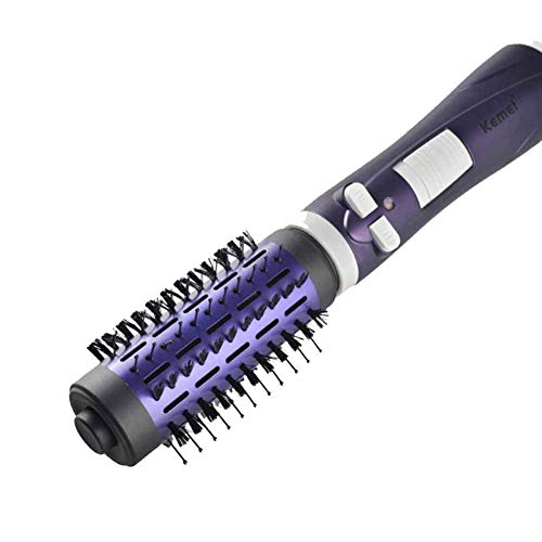 HairCurlersWW 2 in 1 One Step-ionen-haardroger & volumizer, Curling Tong voor korte en lange haren coating met NanoGlide Ceramic toermalijn anti-verbranding krulspelden