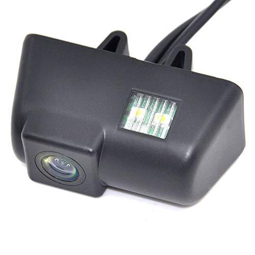 Robusto 170 grados HD Coche Reversión de la vista trasera Cámara de respaldo de la placa de respaldo de la cámara de respaldo for el Equipo auxiliar del vehículo de Transit Ford (Voltaje: 12V) Resiste
