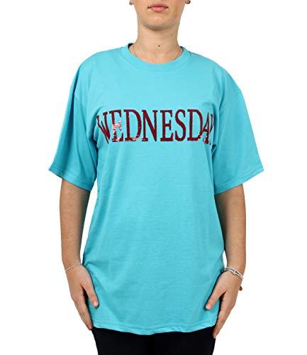 Alberta Ferretti T-Shirt Over Donna Mod. J0703 XS