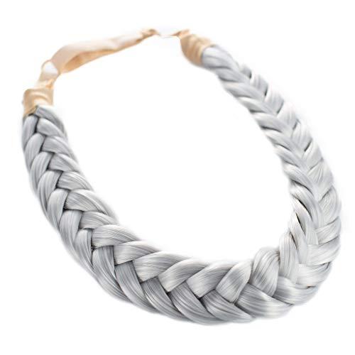 Madison Braids Women's Two Strand Headband Hair...