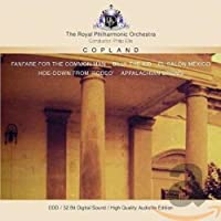 Copland: Fanfare For The Common