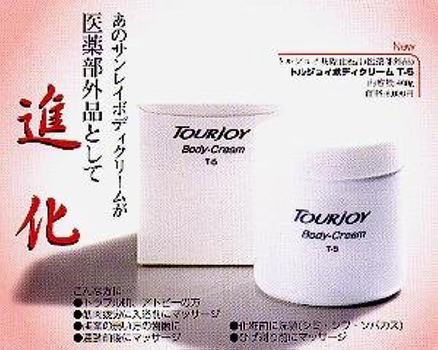 ドロップ図血統トルマリン ボディクリーム T-5 内容量:400g