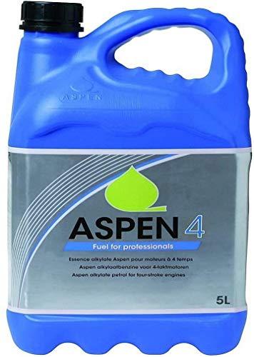 Aspen 4 Alkylat-Kraftstoff 5L 4-Takt-Rasenmäher