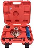 Kaibrite 10T - Estrattore di mozzi idraulici, per albero di trasmissione idraulico, estrattore mozzi ruota, estrattore mozzi ruota, 96-125 mm