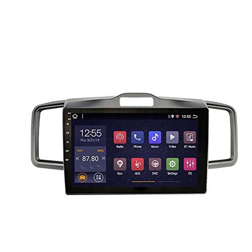 Android 8.1 Radio Para Automóvil Para Honda Freed 2008-2015 Estéreo Para Automóvil Navegación GPS Pantalla Táctil Reproductor Multimedia Para Automóvil Unidad Pri(Size:Ocho núcleos,Color:WIFI:1+16G)