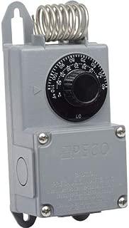 PECO Industrial Coiled Temperature Controller TF115-001 Temp. Range 40-110F w/Nema 4X
