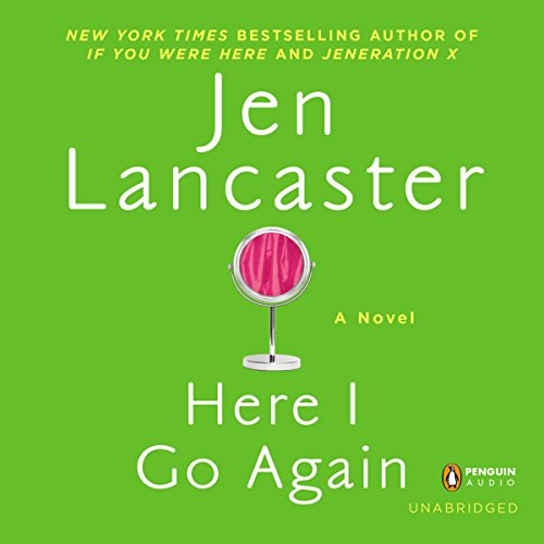 Here I Go Again audiobook cover art