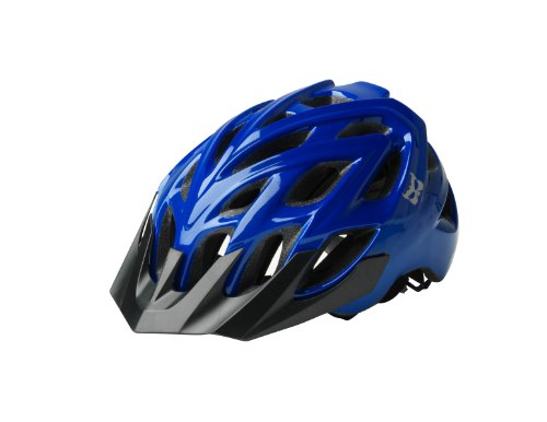 Kali Fahrradhelm Chakra Standard, Blue, 50-54 cm, KA-HLT-0250_21_XS/S