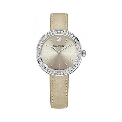 Swarovski Reloj analogico para Mujer de Cuarzo con Correa en Piel 5130547