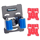 Bike Wall Mount Portable Indoor Storage Rack, Cycling Hanger Safe and Secure Holder, for Mountain Bicycle Road Bike, No Need to Punch a Hole, Two Extra 3M Stickers Are Included
