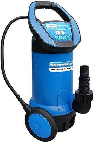 Güde 94602 Schmutzwasser-Tauchpumpe GS 8501