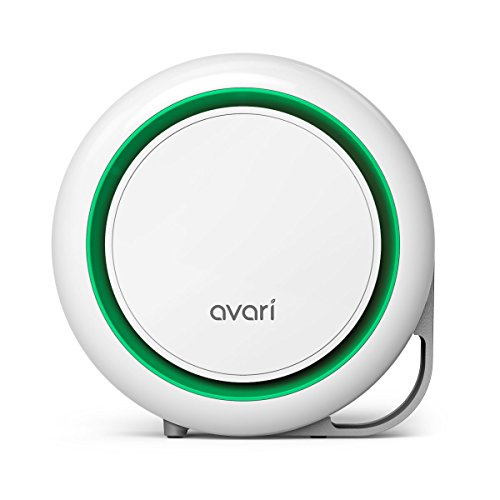 Avari Air Purifier Quiet and Energy Saving for Home with Polarized Filter 0.1 Micron Eliminates...