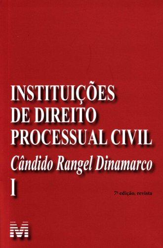 Instituições De Direito Processual Civil - Volume 1
