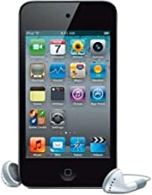 Black For Apple iPod touch 8GB (4th Generation) With Box Packaging