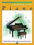 Alfred's Basic Piano Course: Lesson Book - Level 3