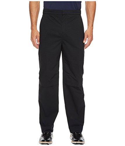 NIKE Men's HyperShield Golf Pants, Black/Flight Silver, XX-Large