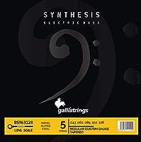gallistrings / BSN43128 5-strings REGULAR CUSTOM TAPERED ガリ ベース弦