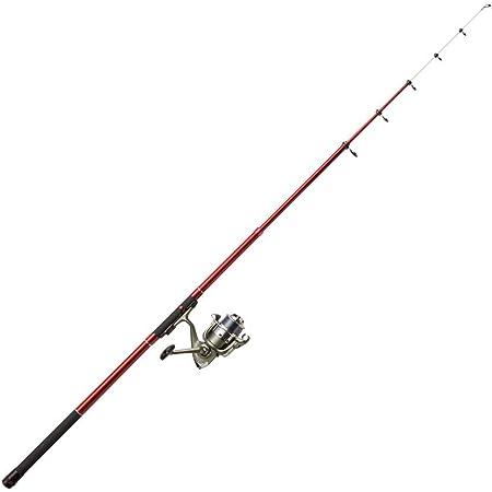 プロマリン(PRO MARINE) プロフィットちょい投げDX セット 270 331362 プロマリン 釣り 竿 投釣り セット