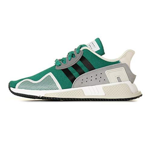 adidas EQT Cushion ADV, Zapatillas de Deporte Hombre, Verde (Versub/Negbás/Griuno 0), 49 1/3 EU