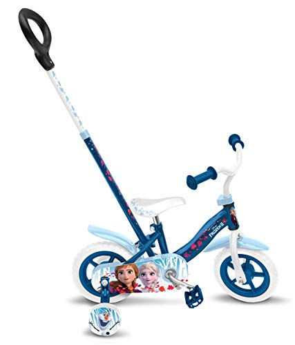 Review Frozen 2 Push-Along Kids' Bike