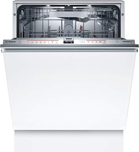 Bosch SMV6ZDX49E Serie 6 Geschirrspüler Vollintegriert / C / 60 cm / 74 kWh/100 Zyklen / 13 MGD / SuperSilence / EmotionLight / VarioSchublade / Home Connect
