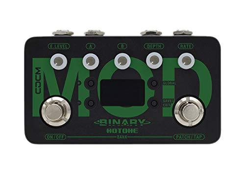 Hotone Binary Series Mod Modulation Guitar Effects Pedal