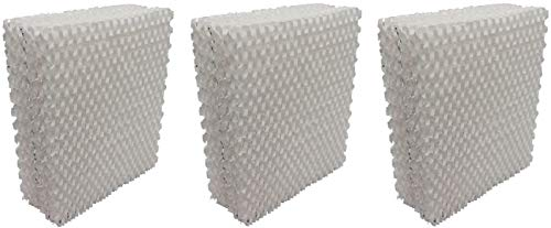 EFP Humidifier Filters for 1043 AIRCARE, Essick, Bemis, CB43 Model Humidifiers Replacement Wicking Filters | Includes 3 Aftermarket Filters