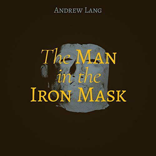 Page de couverture de The Man in the Iron Mask