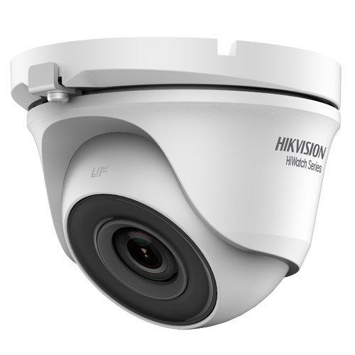 Cámara domo Hikvision HWT-T120-M-60 1080p/lente 6.0 mm 4 en 1 (HDTVI/HDCVI/AHD/CVBS)