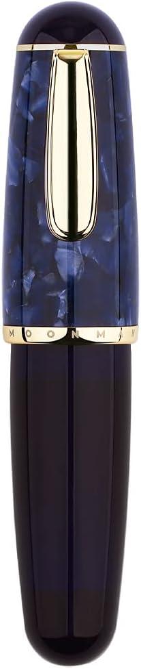 MAJOHN Q1 Mini Eyedropper Filling Lowest price challenge Albuquerque Mall Fountain Pen Nib Pock Iridium