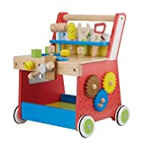 Early Learning Centre – 148541 – – Holzspielzeug – Aktivität Werkbank Lauflernhilfe