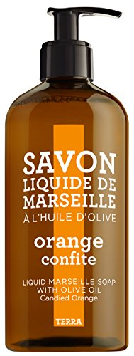 Terra by CDP Savon Liquide 500Ml Orange