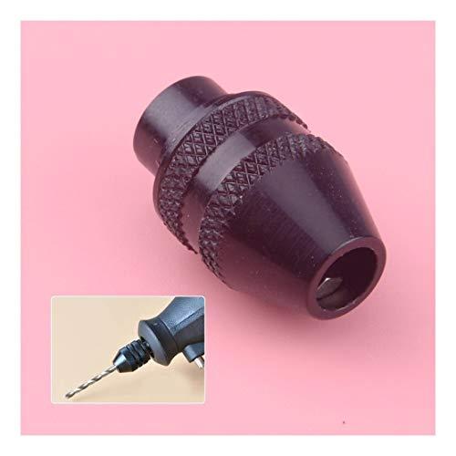 Bohrfutter Keyless Chuck Converter Grinder Drill Multipro Quick Change Drehwerkzeug-Zubehör kompatibel mit Dremel 4486 4000 7700 800 8200 Futter