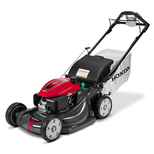 Honda HRX217K5VKA 187cc Gas 21 in. 4-in-1 Versamow System Lawn Mower with...