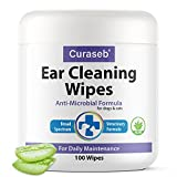 Gently Removes Ear Wax, Dirt, and Other Unwanted Foreign Visitors No Sting Formula Deodorizes Your Pets Smelly Ears Leaving Behind a Pleasant Cucumber Melon Scent Easier to Use than Ear Flushes and Drops Making Cleaning Fast and Painless. Perfect for...