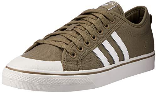 Adidas Nizza, Zapatillas de Deporte Hombre, Multicolor (Cartra/Ftwbla/Balcri 000), 43 1/3 EU