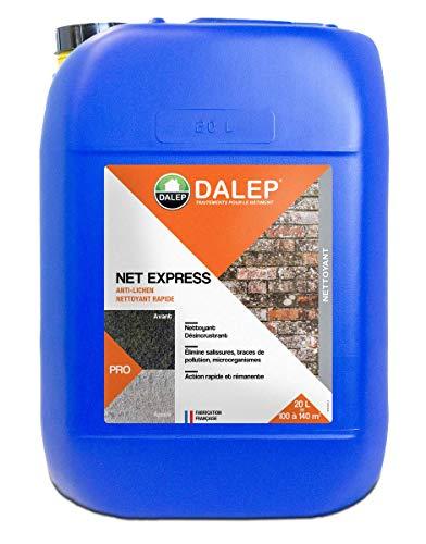D'cap net express - nettoyant rapide sans rinçage DALEP - 20 Litres