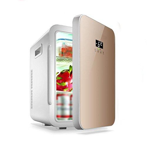 YLG mini-koelkast voor auto en stopcontact, aansluitklaar voor 12 en 220 volt, inhoud 22 liter,