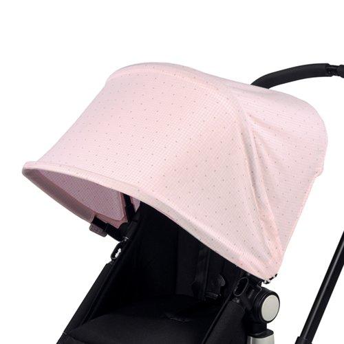 Pasito a Pasito Bugaboo Camaleon Vichy - Capota, color rosa petite etoile