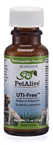 PetAlive UTI-Free for Pet Bladder and Urinary Tract Health (20g)