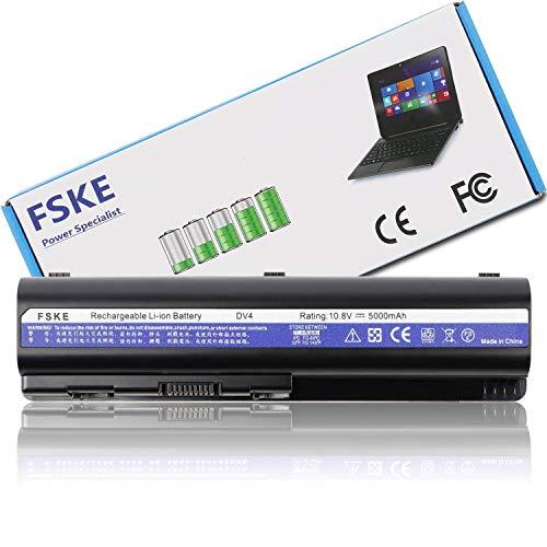 FSKE® HSTNN-LB72 HSTNN-Q34C Batería para HP HSTNN-CB72 HSTNN-UB72 484170-001 EV06 Pavilion DV4 G61 G50 G60 HP Compaq Presario CQ61 CQ60 CQ50 Serie Notebook Battery, 10.8V 5000mah 6-Células