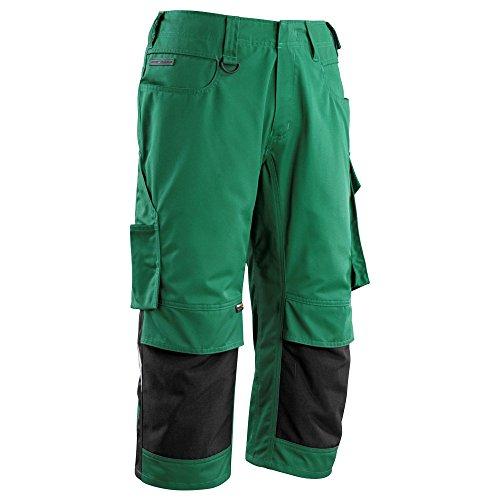"""Mascot Arbeitskniebundhose \""""Altona\"""", 1 Stück, C44, grün / schwarz, 84-14149442-0309-C44"""