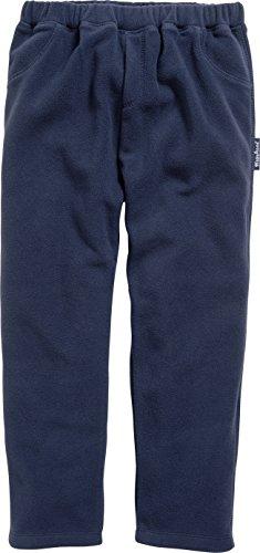 Playshoes Jungen Fleece Hose, Blau (Marine 11), 98