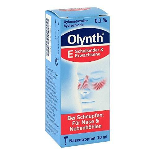 OLYNTH 0,1% für Erwachsene Nasentropfen 10 ml