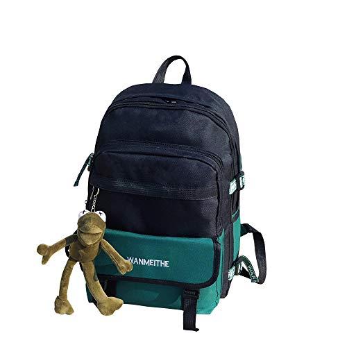 Damen Herren Business Laptop Rucksack Stylish College School Tasche Wasserabweisend Casual Daypack Computer Tasche für Reisen Laufen