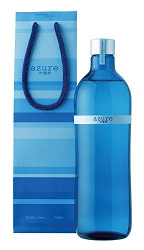 土佐鶴酒造『土佐鶴 吟醸酒 azure(アジュール)』