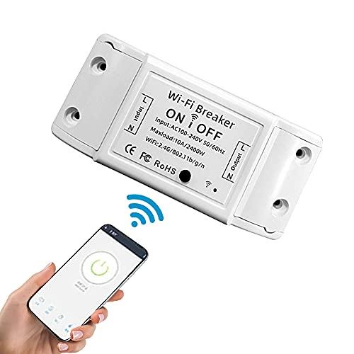 Iriisy Smart Switch, 10 A/2400 W Interruptor...